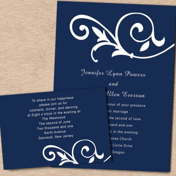 Wedding Reception Ideas Nautical Theme – Nautical Theme Wedding Invitations