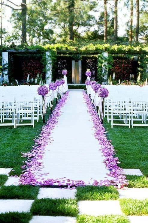 Superb Shades Of Lavender And Lilac Wedding Ideas And Inspiration | Portugal White  Weddings