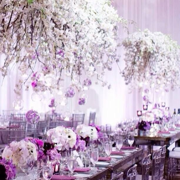 Lavender Lilac Wedding Inspirations444 Portugal White Weddings