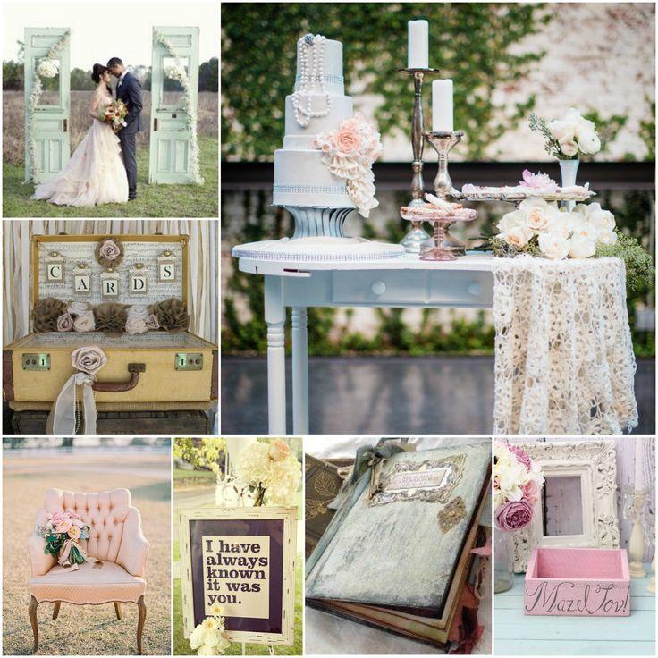 Chic White Wedding Theme