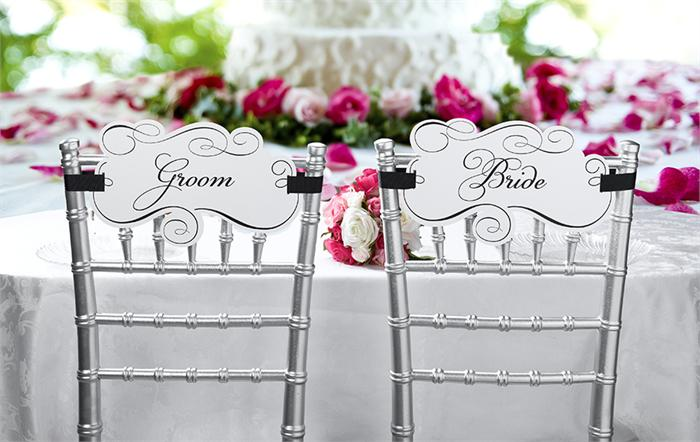 Chair wedding decorations image collections wedding decoration ideas chair wedding decorations gallery wedding decoration ideas junglespirit Gallery