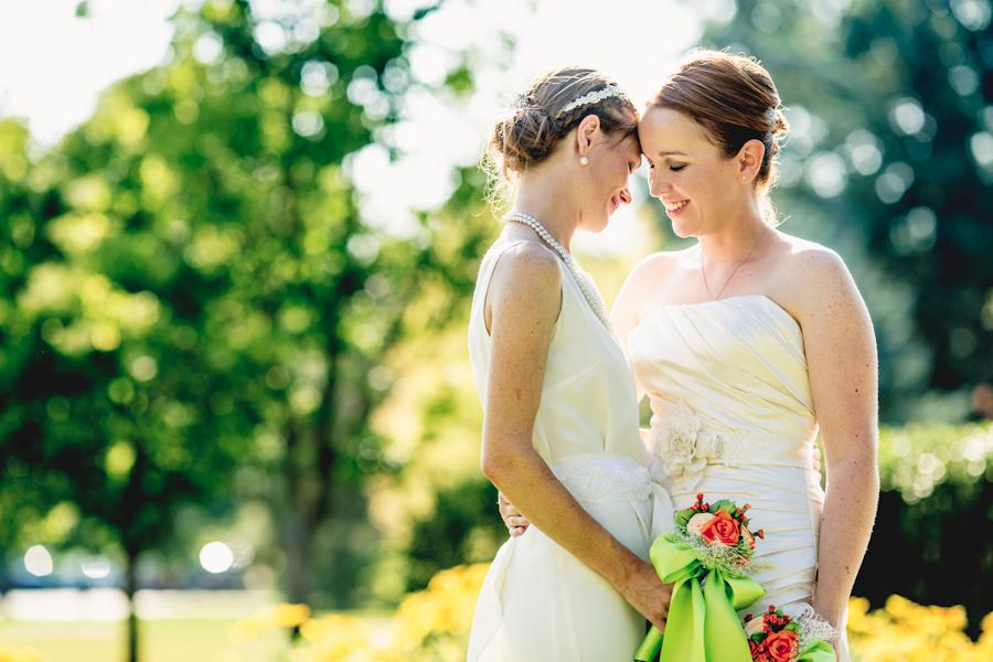 Same sex wedding planners